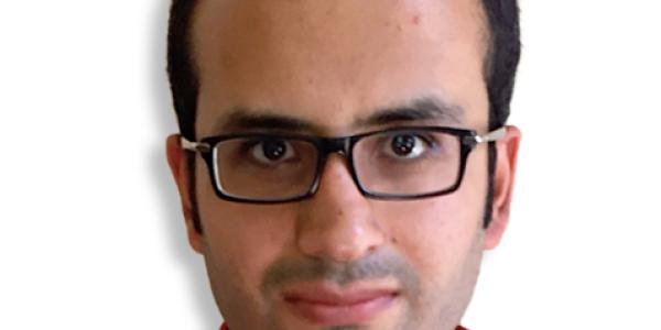 Hamid photo portrait