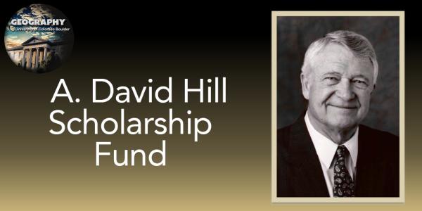 A. David Hill Scholarship Fund