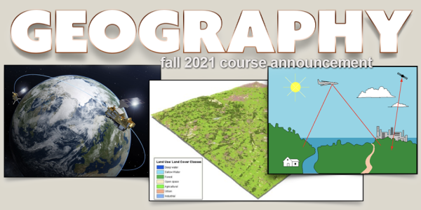 GEOG 4093/5093 Course Announcement for Fall 2021