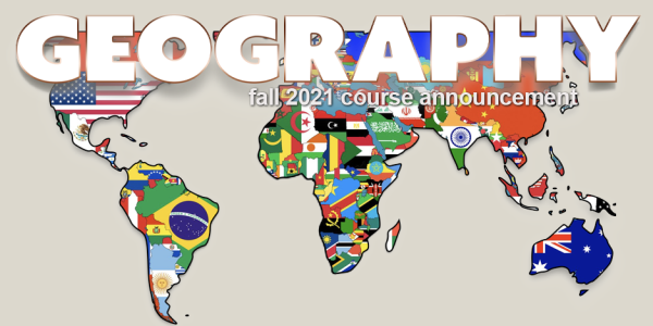 GEOG 4712/5712 Course Announcement for Fall 2021