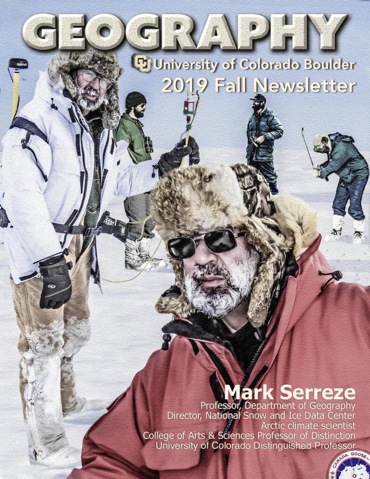 2019 Fall Newsletter Cover