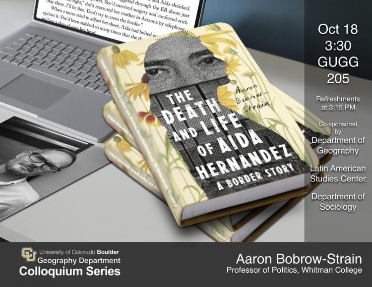 Aaron Bobrow-Strain colloquium poster