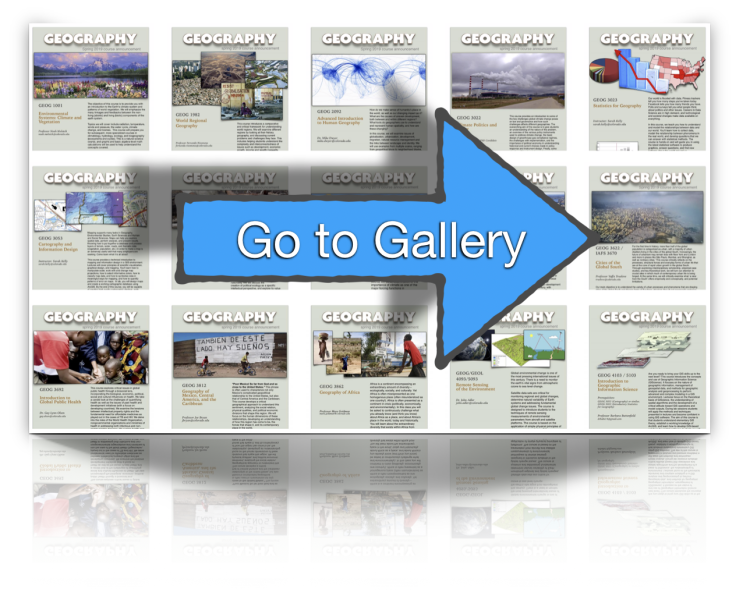 """Link image with arrow labeled """"Go to Gallery"""""""