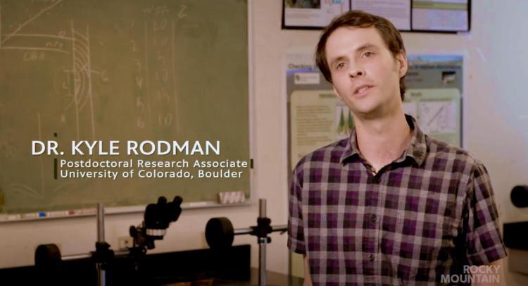 Kyle Rodman on Rocky Mountain PBS Colorado Experience