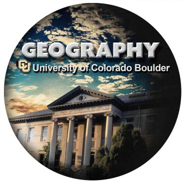 Geography department logo