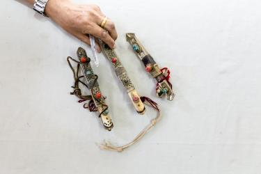 Nepalese ceremonial knives