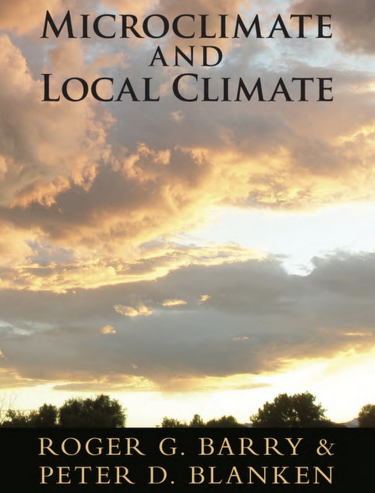 Microclimate and Local Climates