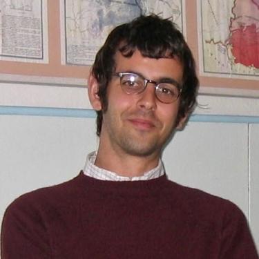 Adam Levy Portrait