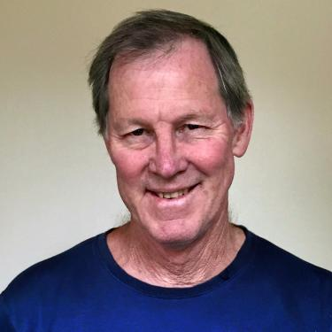 John Pitlick photo portrait