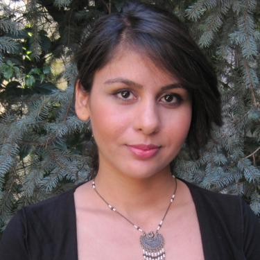 Mahsa Moussavi Portrait