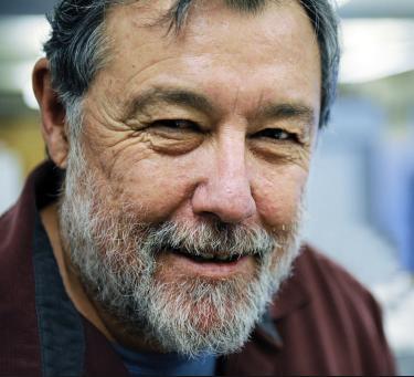 Mark Williams photo portrait