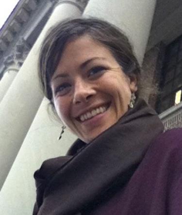 Michelle Stewart Portrait