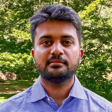 Siddharth Menon photo portrait