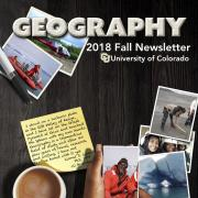 2018 Fall Newsletter Cover