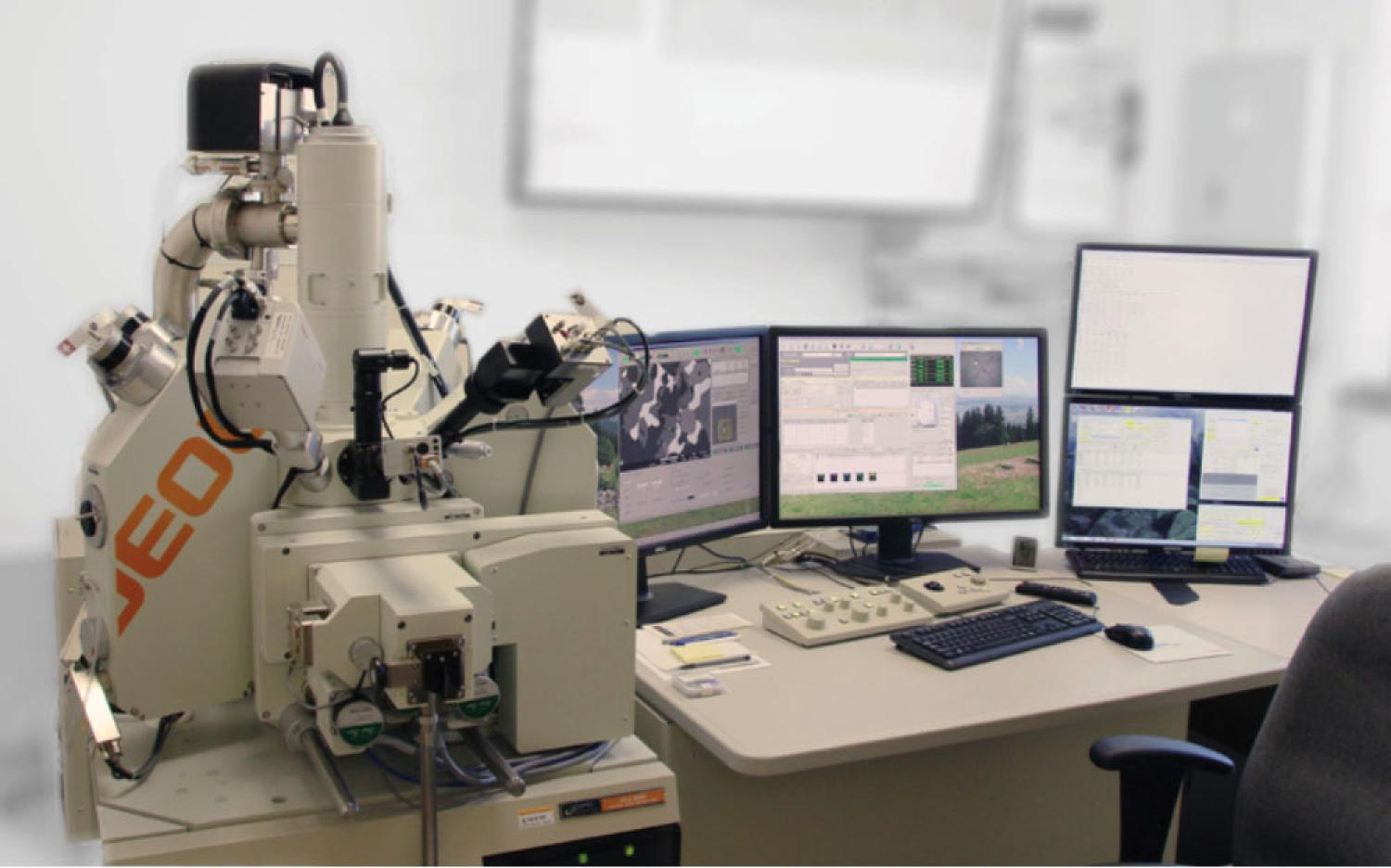 The Electron Microprobe Instrument