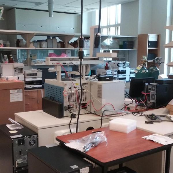 Organic Geochemistry Laboratory