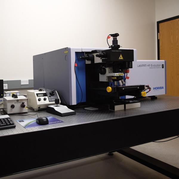 Raman Microspectroscopy Laboratory
