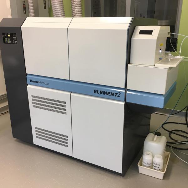 ICP MS Lab