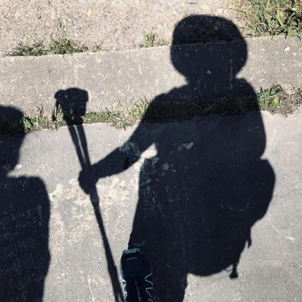 Geologist Shadow