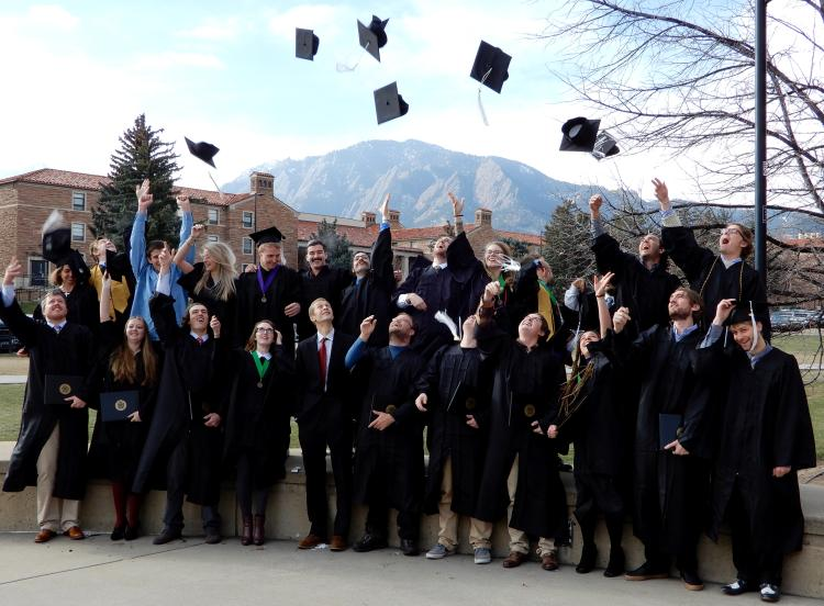 Fall 2016 undergraduate class