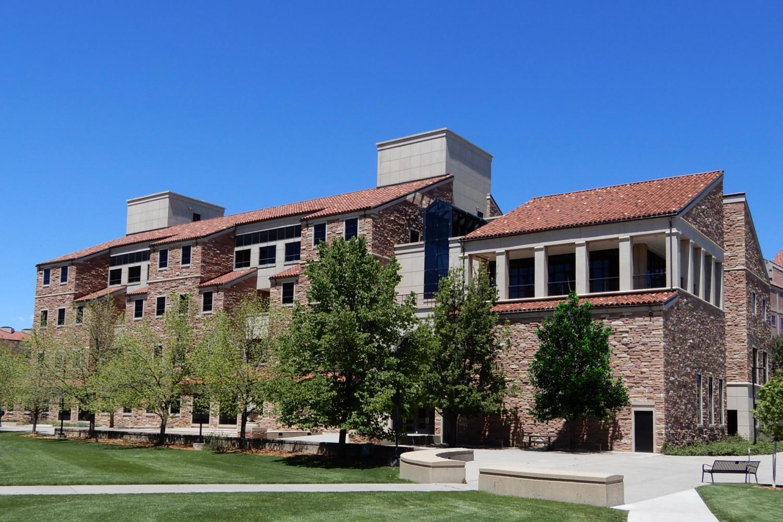 Benson Earth Sciences Building