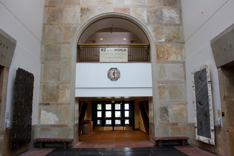 Atrium From South Entrance