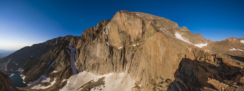 Long's Peak Panorama