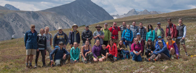 2017 New Geology Graduate Student Field Trip