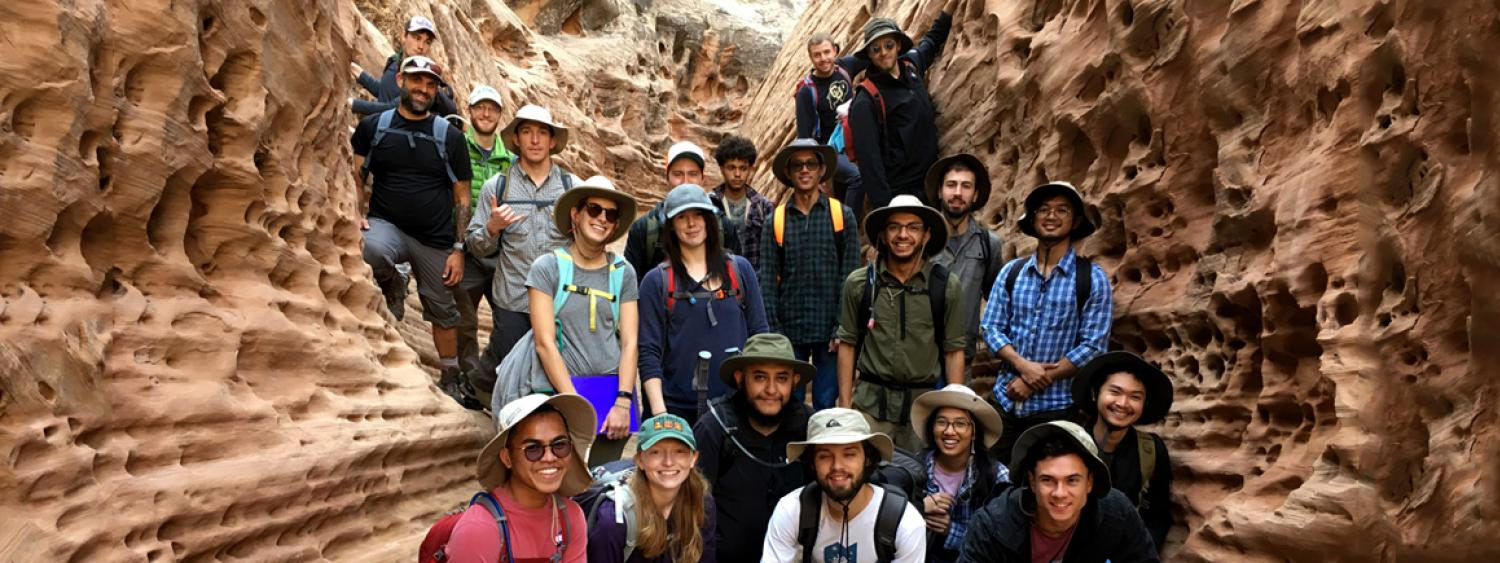 Structural Geology Field Class