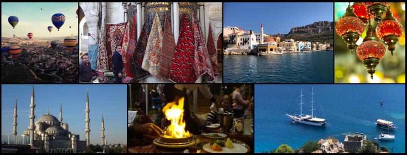 Spring 2020 Turkey Trip Teaser