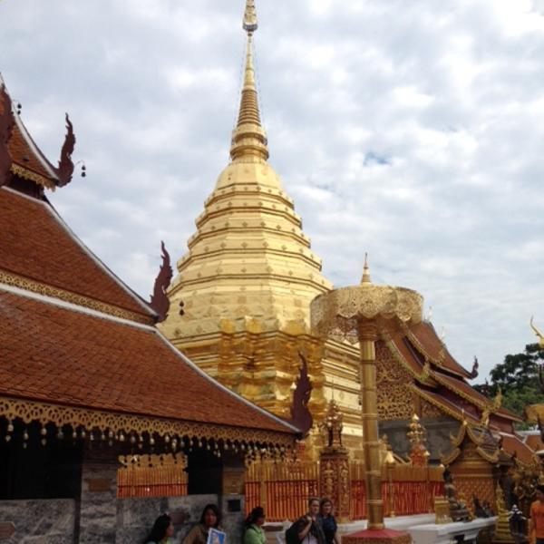 Extravagant Temple