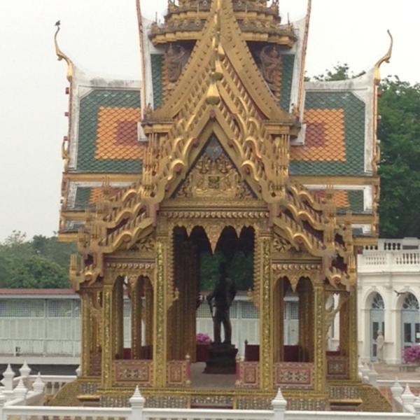 Thailand's Royal Palace