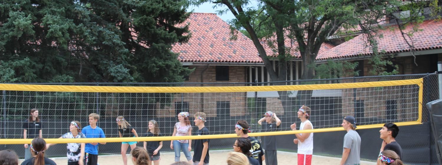 Photo of Volleyball Tournament
