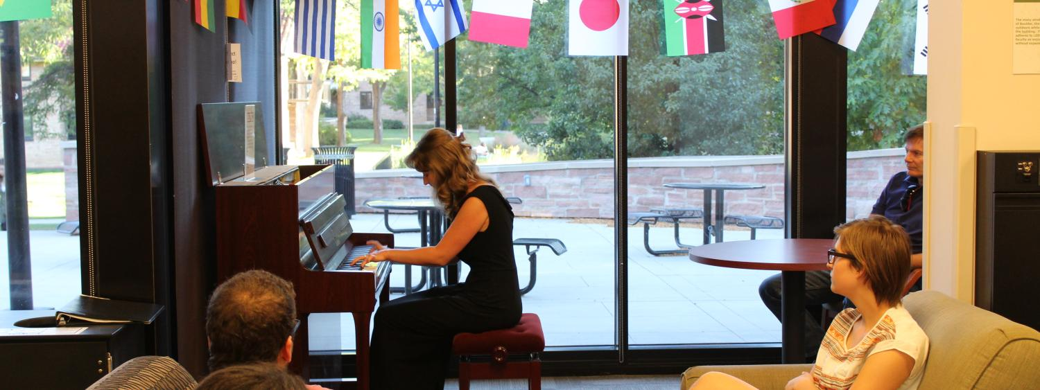 Guest Pianist Event