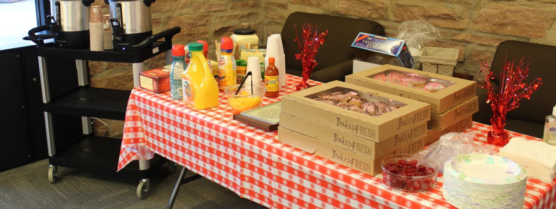 photo of G-RAP's Appreciation Breakfast