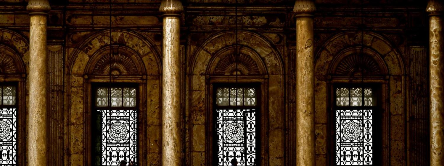 Amazing architecture captured by Meredith Beed