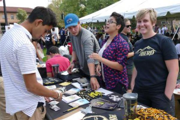 Student welcome fest