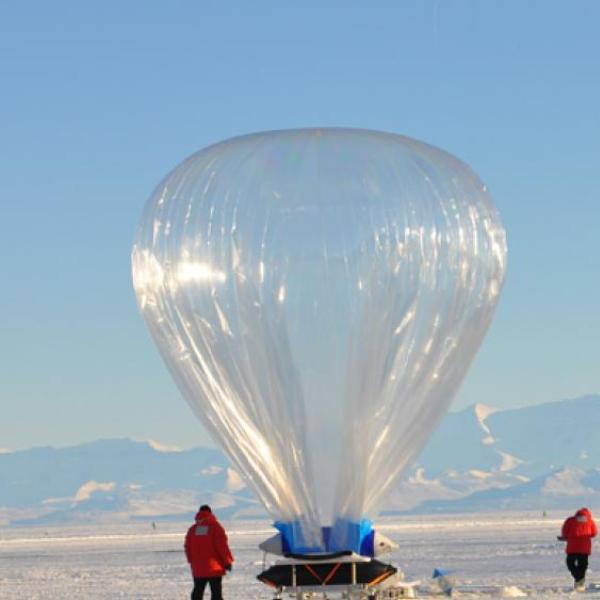 Atmospheric research project in the mountains