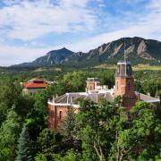 Photo CU Boulder Old Main