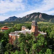 Photo of CU Boulder Old Main