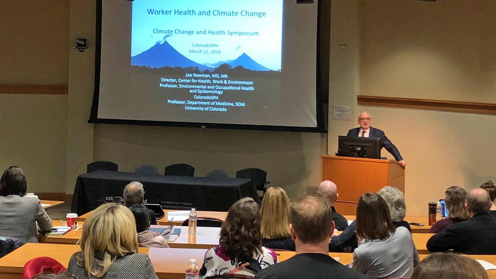 Climate Change & Health Symposium