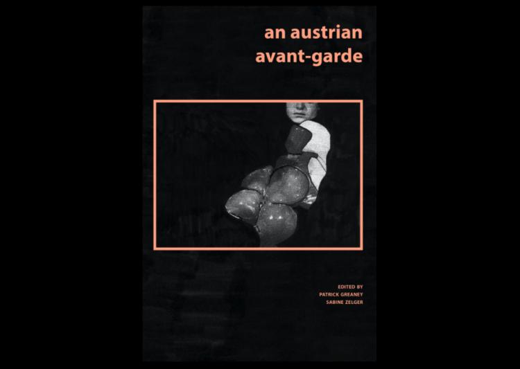 book cover for An Austrian Avant-Garde