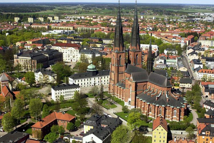 دانشگاه اوپسالا در کشور سوئد