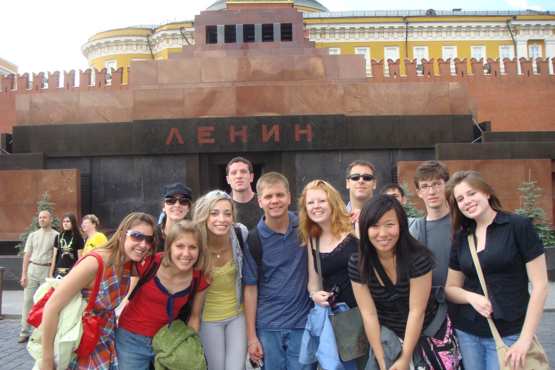 Romanov study abroad