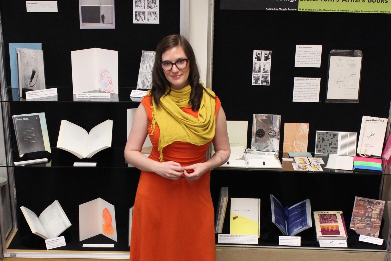 Maggie Rosenau exhibit