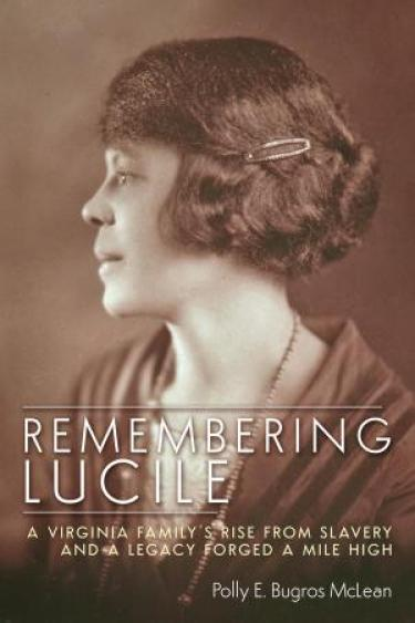 Remembering Lucile bookcover