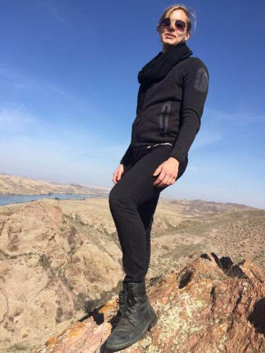 Russian BA/MA student Courtney Silver on her study abroad trip in Kazakhstan