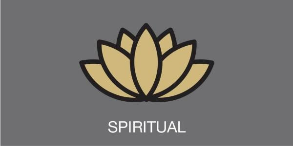 """succulent and the word """"spiritual"""""""