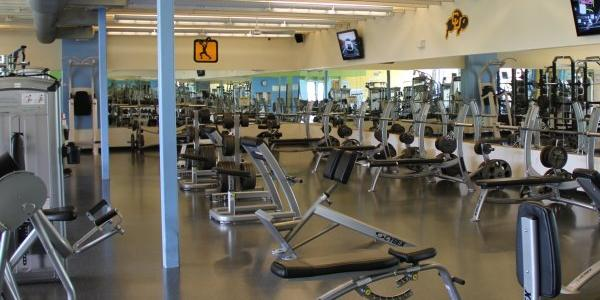 Rec Center equipment