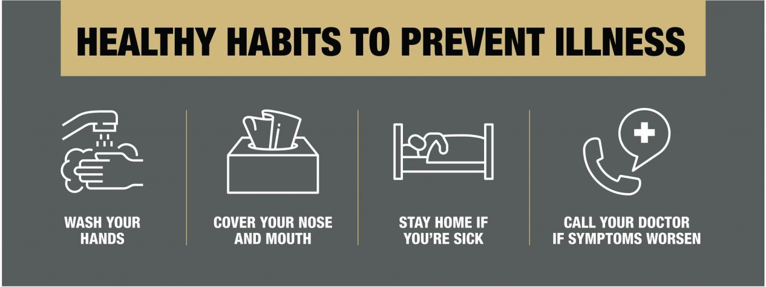 Healthy Habits to Prevent illness
